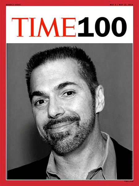 TIME100 Magazine Cover Image