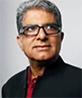 Photo of Deepak Chopra, Bestselling Author