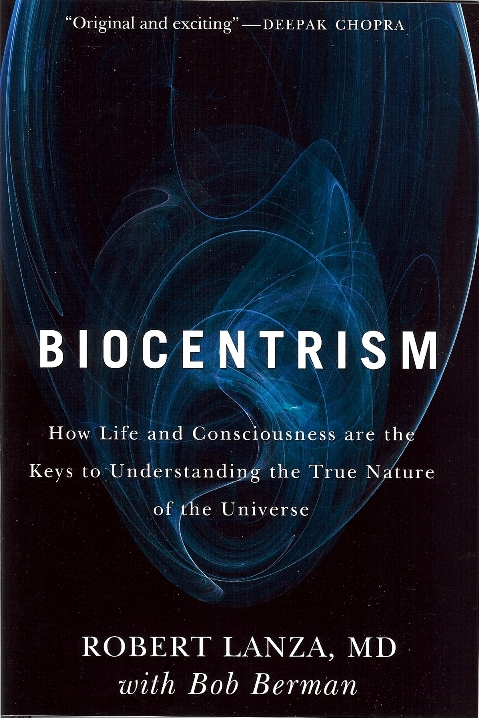Biocentrism Front Book Cover Image